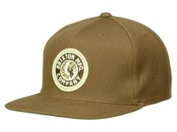 Brixton Rival Snapback Basecap aus Wolle