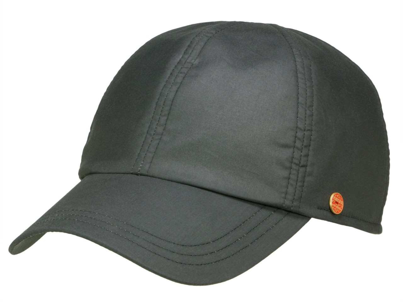 Mayser Lars Waxed Cotton Wasserabweisende Outdoor Baseball Cap