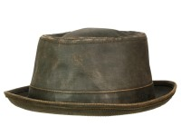 Stetson Odenton Pork Pie Hut Used-look mit UV-Schutz