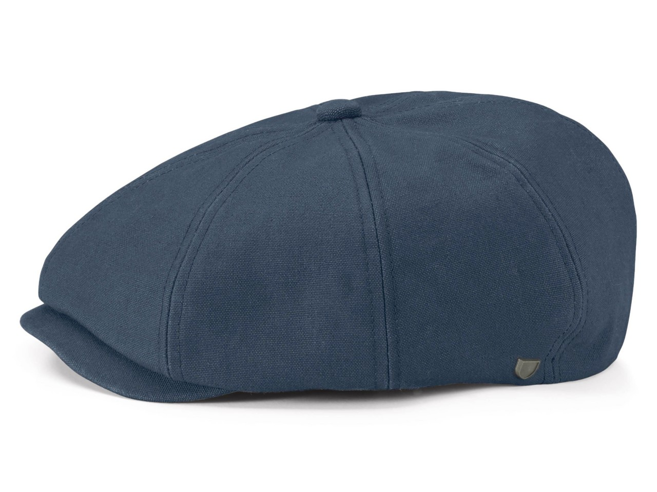 Brixton Brood Reserve Snap Cap 8 Panel Newsboy Flatcap