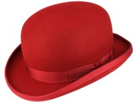 Christys' Fashion Bowler Melone aus Wollfilz