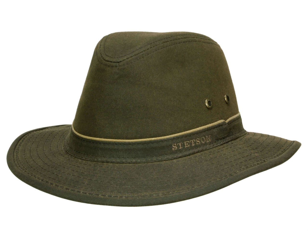 best prices the sale of shoes authentic quality Stetson Ava Traveller Waxed Cotton Outdoorhut mit UV-Schutz