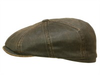 Stetson Hatteras CO/PE 8 Panel Newsboy Flatcap