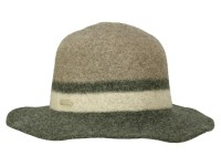 Seeberger Milled Wool Hat