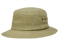 Stetson Reston delave organic cotton Bucket Hat