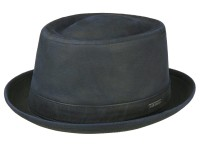 Stetson Pork Pie CO/PES Hut mit UV-Schutz