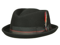 Stetson Diamond Player Hut aus Wollfilz