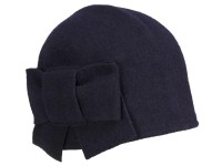 Seeberger Milled Wool Beanie