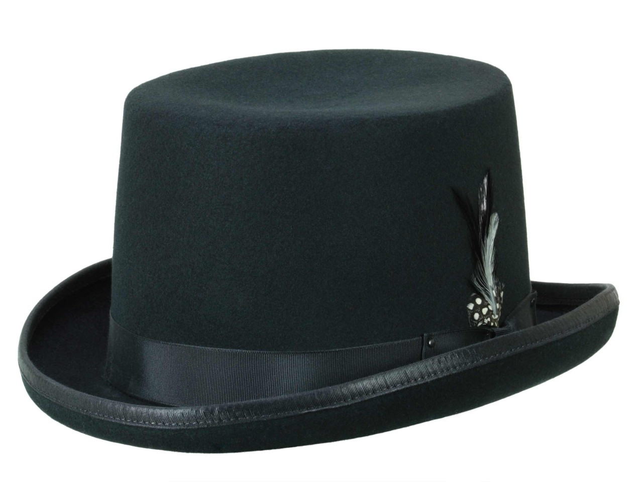 Bailey Ice Top Hat Zylinder aus Wollfilz
