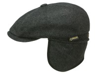Göttmann Kingston Gore-Tex Newsboy Cap mit Ohrenklappen